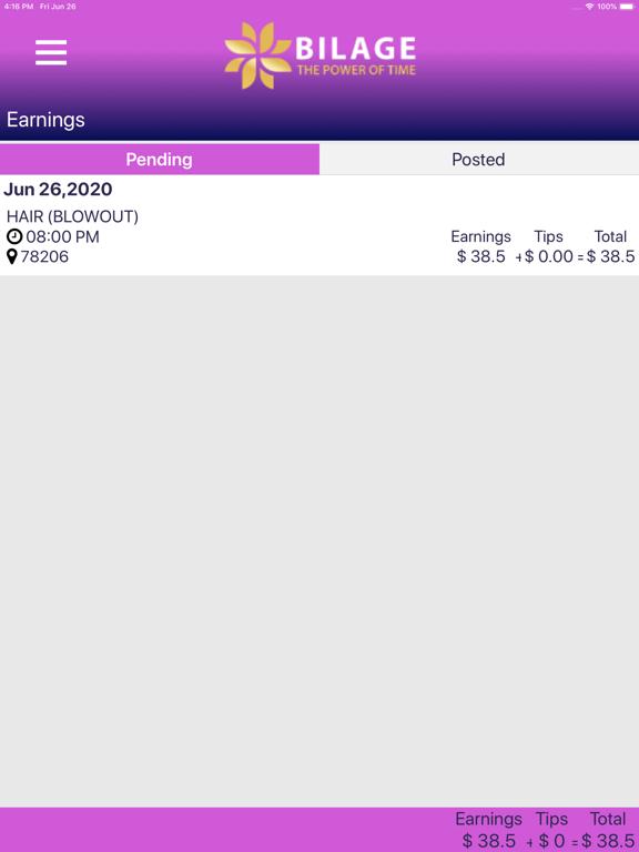 Bilage Provider screenshot 15