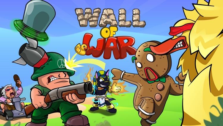 Wall of War - Legends