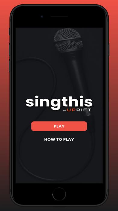 SingThis screenshot 1