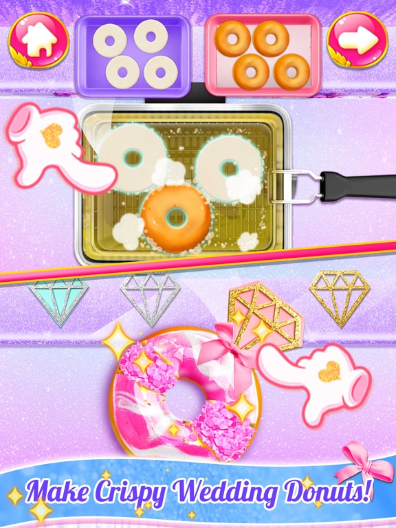 Wedding Cake - Baking Games screenshot #1