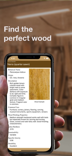 I D Wood On The App Store