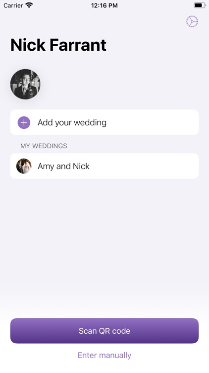 Vowza: The Wedding Guest App