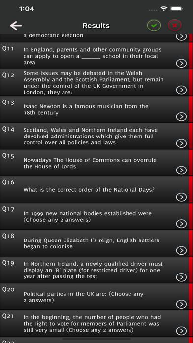 Life in the UK Test 2020. screenshot 4