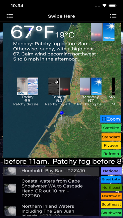 Instant Marine Forecast Pro screenshot 5