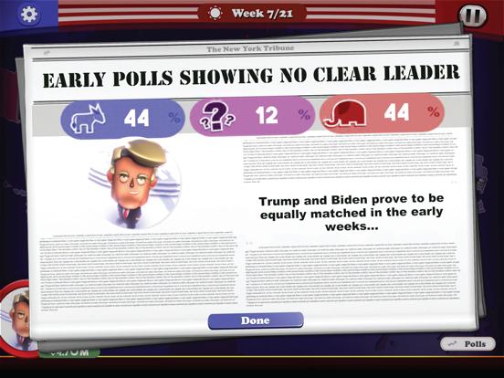 The Political Machine 2020 screenshot 12