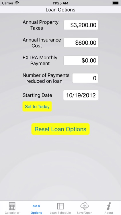 Mortgage Calculator/Review