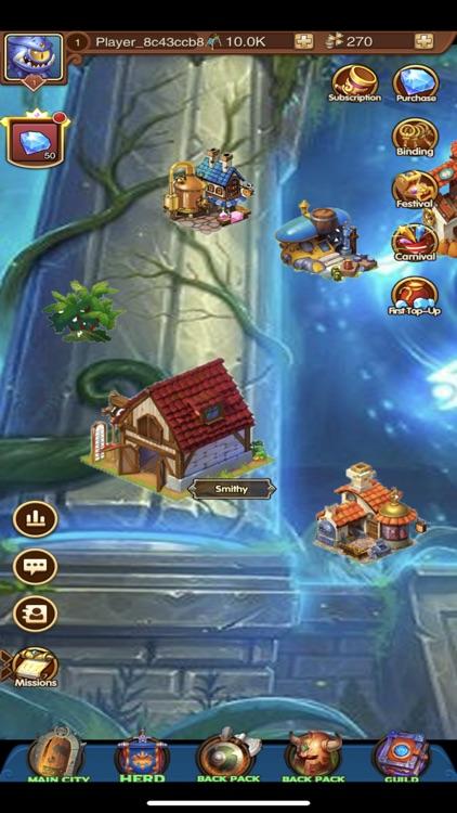Warcraft Battlefield screenshot-5