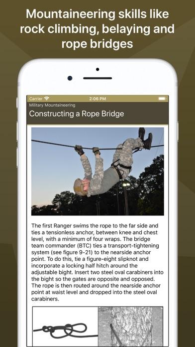 Army Ranger Handbookのおすすめ画像7