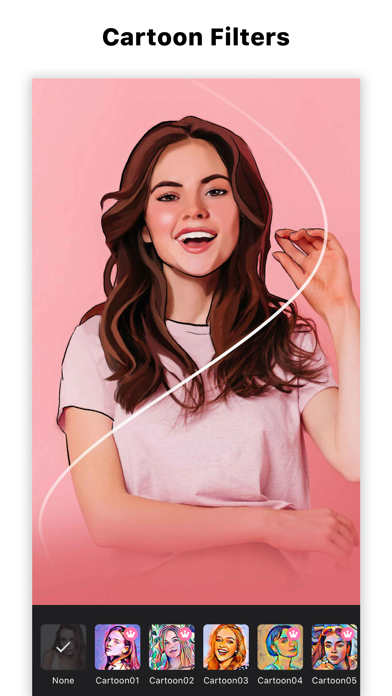 Screenshot #3 pour Sweet Selfie Editor for Face