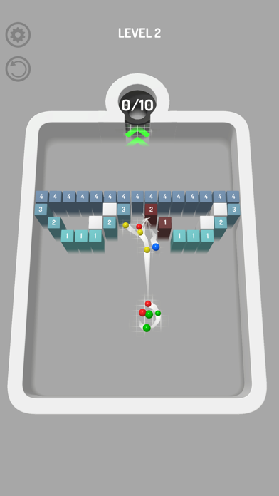 Gravity Catcher screenshot 1