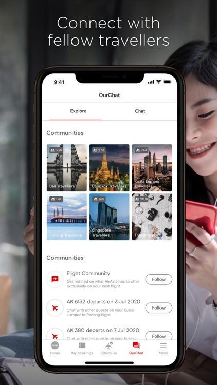 AirAsia screenshot-3