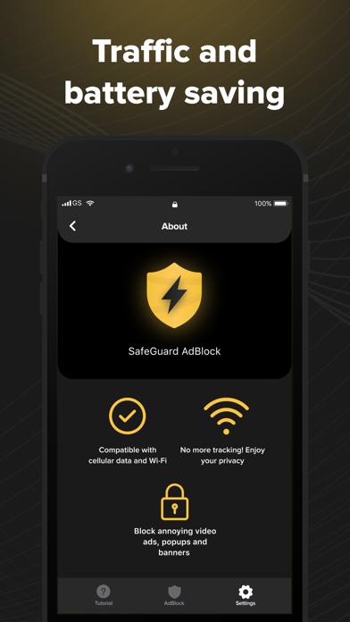 messages.download SafeGuard AdBlock: Fast & Safe software