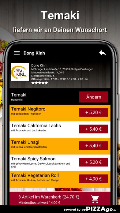 Dong Kinh Stuttgart Vaihingen screenshot 6