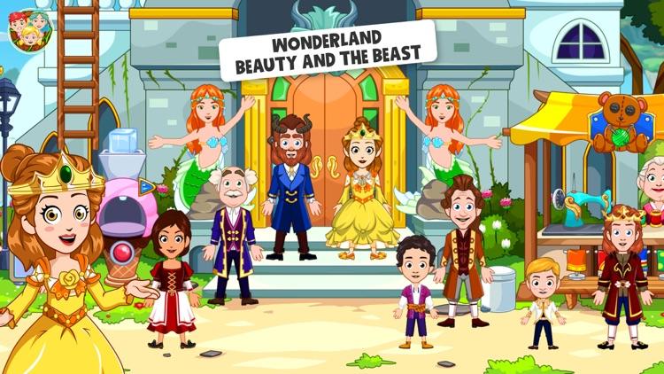 Wonderland : Beauty & Beast screenshot-4
