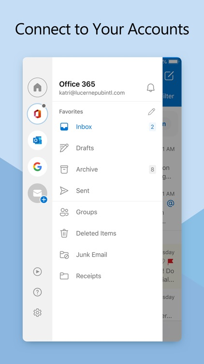 Microsoft Outlook screenshot-9