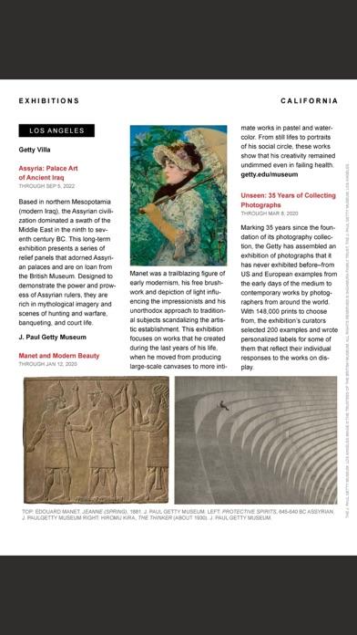 Arteo MagazineScreenshot of 5