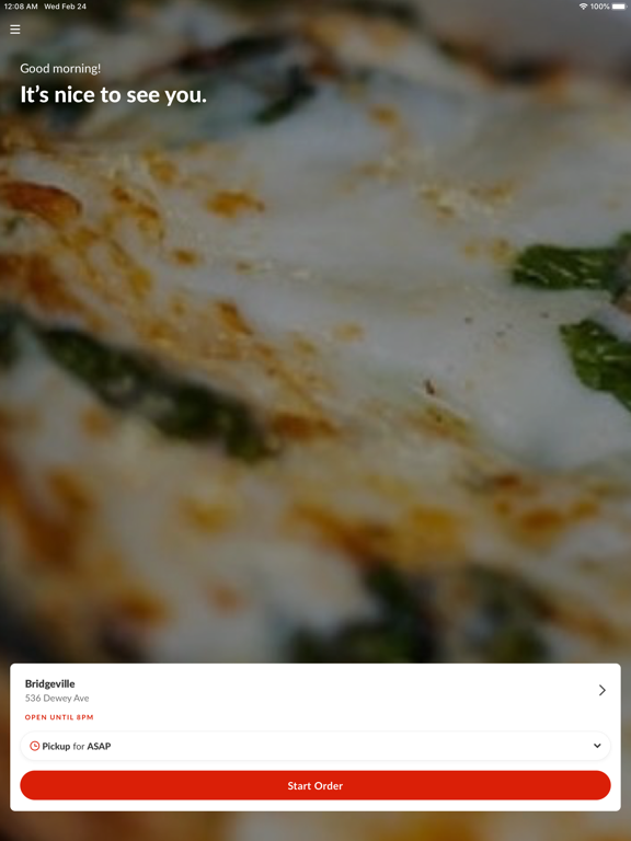 Country Style Pizza screenshot 6