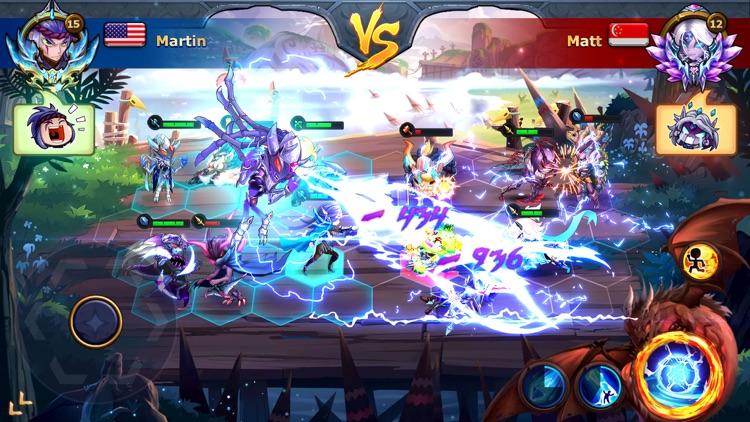 Runelords Arena screenshot-5