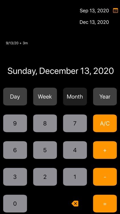 Day Calculator
