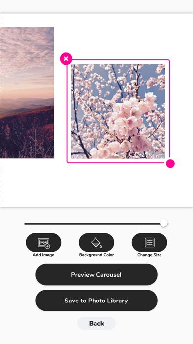 Carousel Collage Maker screenshot 8