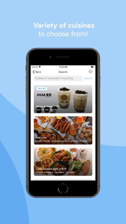 LYFE - Food Delivery screenshot-4