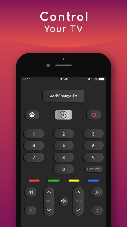 Universal Smart TV Remote
