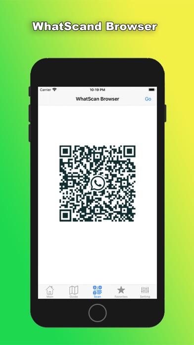 WhatsWeb Scan for Whatsapp Webのおすすめ画像3