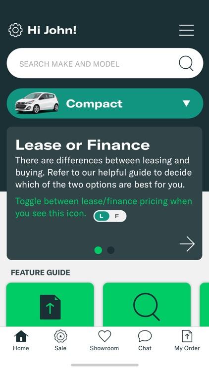 Rodo - Buy/Lease your next car screenshot-0