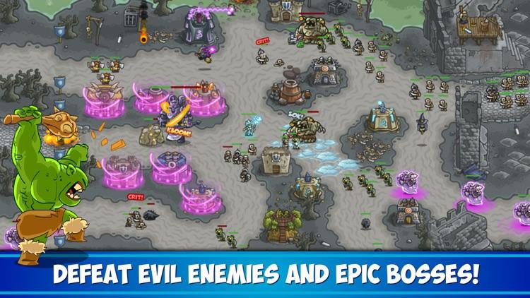 Kingdom Rush - Tower Defense screenshot-3