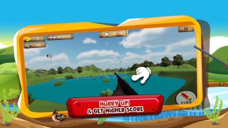 Duck Hunting 3D: Fowl Hunting screenshot-3