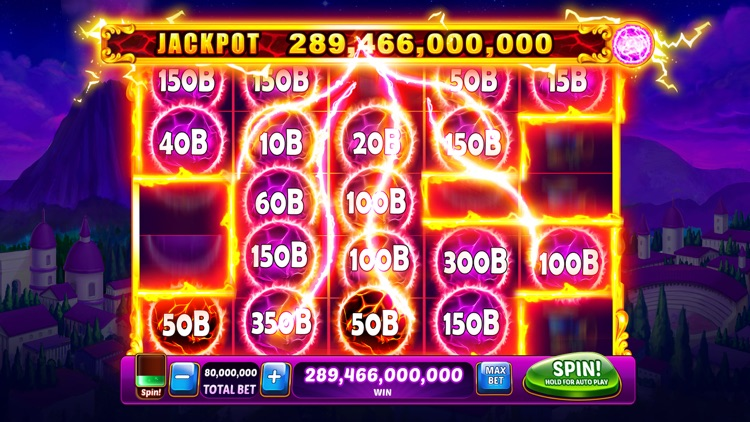 Lotsa Slots™ - Vegas Casino screenshot-3