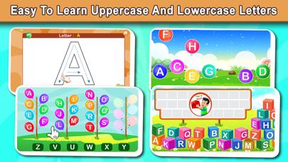 Learning games for preschooler screenshot 1