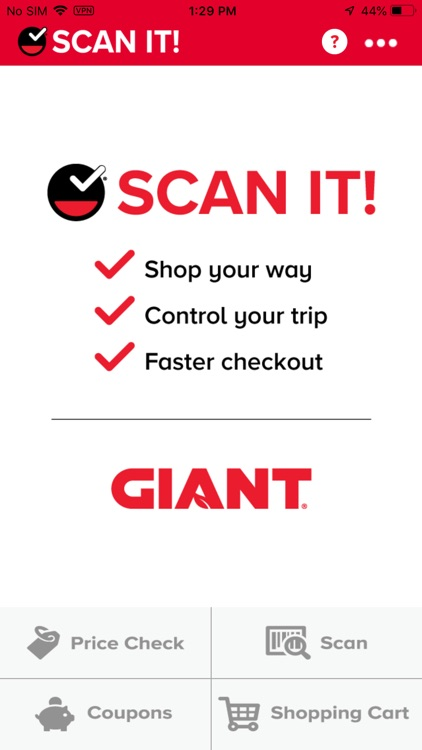 GIANT SCAN IT! Mobile