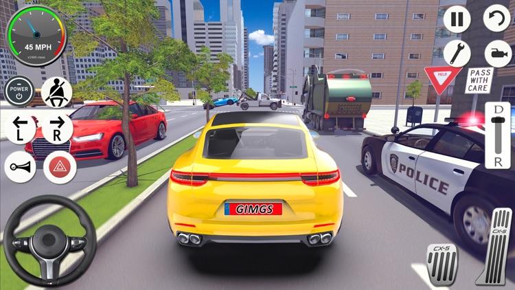 City Car Driving School 2018 screenshot-6