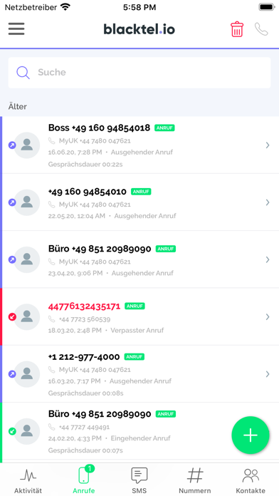 Sms für wegwerf telefonnummer Kostenlose virtuelle
