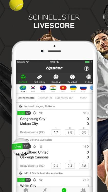 Tipster Sportwetten & Live screenshot-5