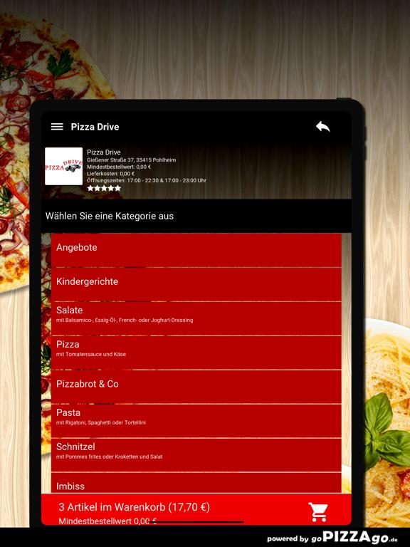 Pizza Drive Pohlheim screenshot 8