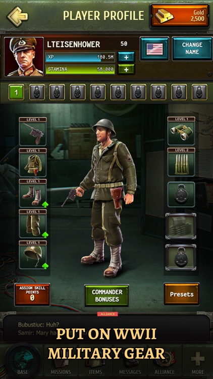 World at War: WW2 Strategy MMO screenshot-6