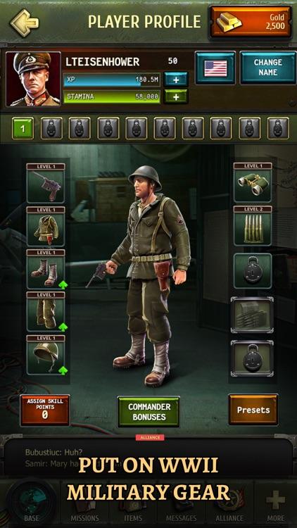 World at War: WW2 Strategy MMO screenshot-6