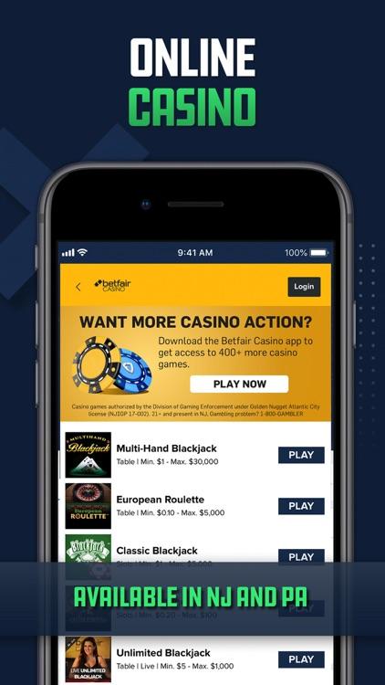 FanDuel Sportsbook & Casino screenshot-5