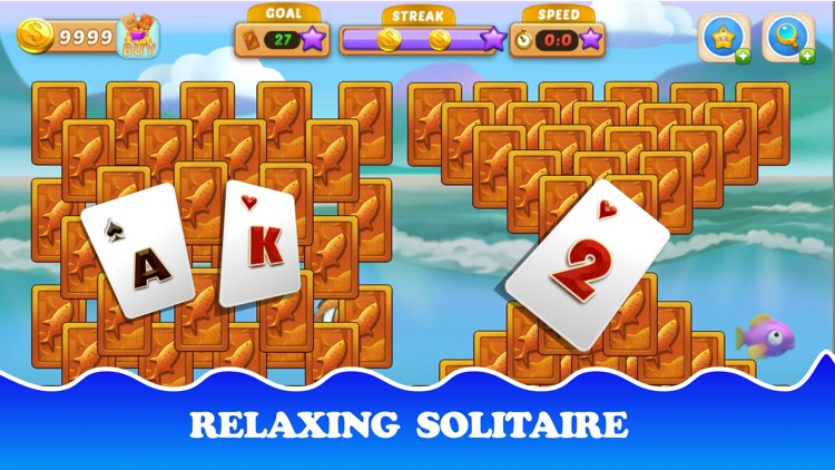 Solitaire Tripeaks: Card Game