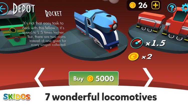Kids Games: My Math Fun Train screenshot-5
