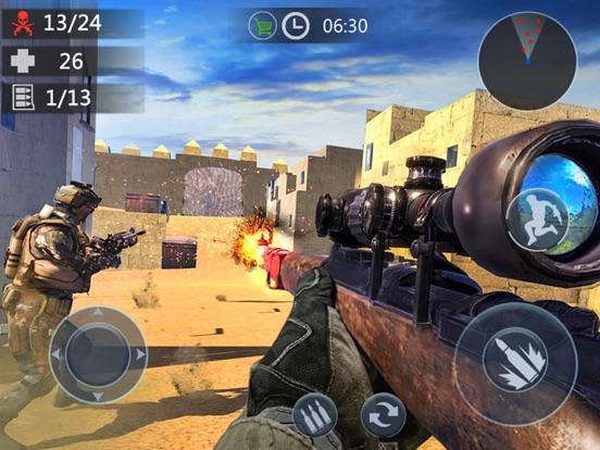 Gun Strike- Critical Ops Mobleのおすすめ画像1