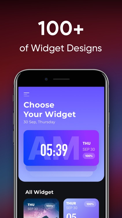 Font & Color Widgets screenshot-6