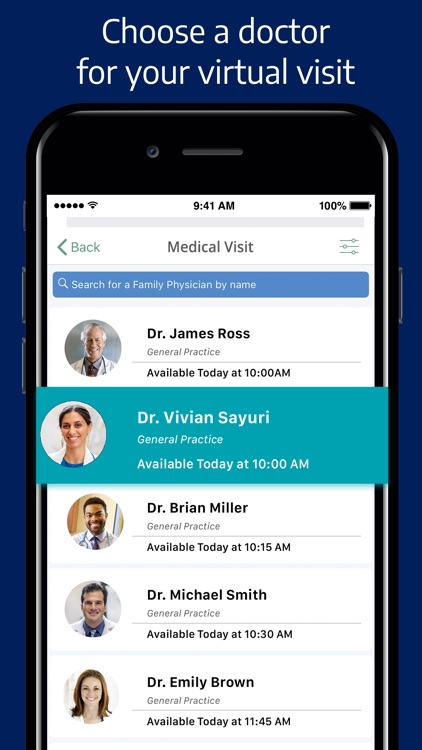 Cone Health Virtual Visit