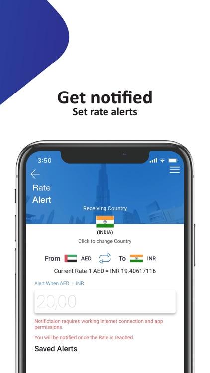 Al Ansari Exchange Send Money screenshot-4