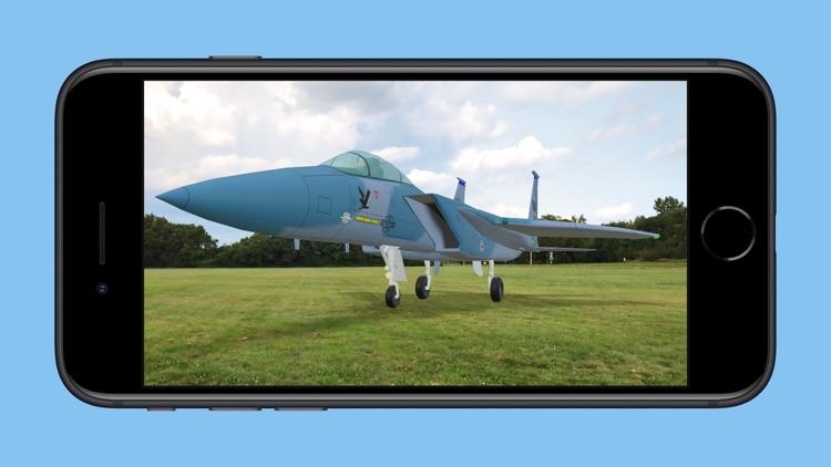 AR Airplane Museum screenshot-5
