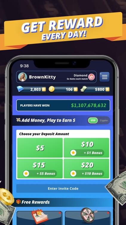 Arcade Win: Play for Cash screenshot-8
