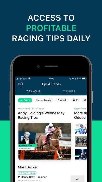 oddschecker Sports Betting screenshot three