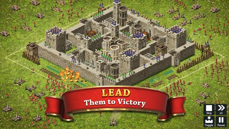 Stronghold Kingdoms Castle Sim screenshot-3